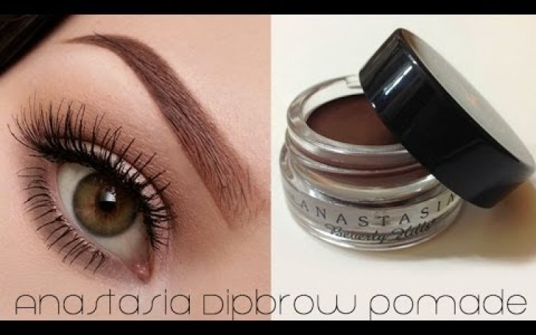 How To Use Abh Dipbrow Pomade Eyebrow Tutorial Xplore Beauty