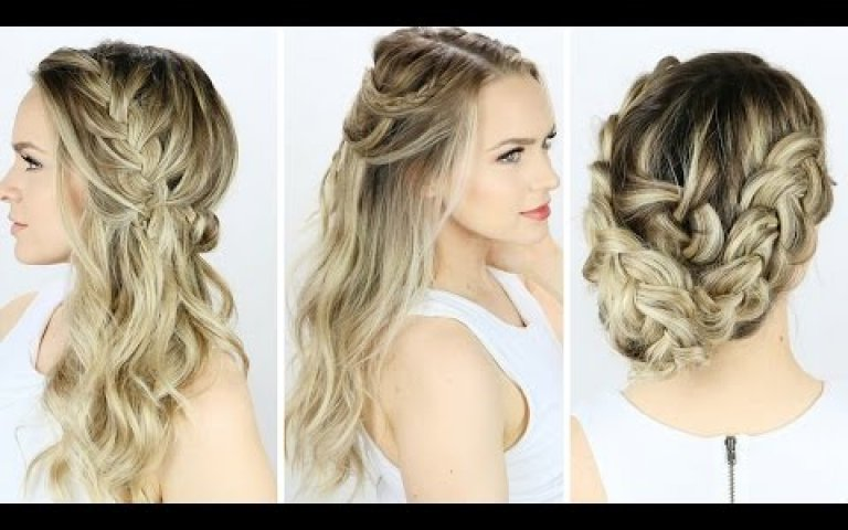 3 prom or wedding hairstyles you can do yourself xplore beauty solutioingenieria Choice Image